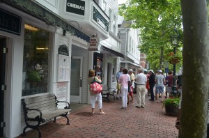 Shopping in Edgartown