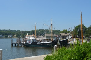 At Mystic Seaport