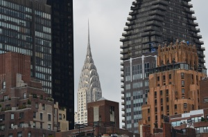 Chrysler Building from the East River