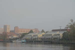 Wilmington waterfront